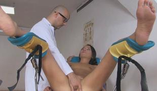 Nataly Gold wants massive except for in her juicy love tunnel