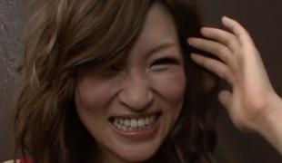 Incredible Japanese model Yukina Mori in Exotic JAV uncensored MILFs movie scene