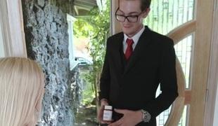Alex Grey in Miracle Grow - TeamSkeet