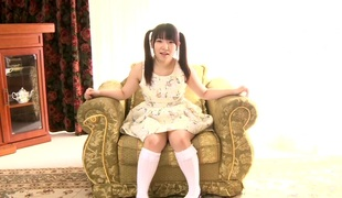 Hottest Japanese girl Cocoa Aisu in Fabulous college JAV movie
