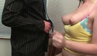 Jennifer White gets her anal creampie