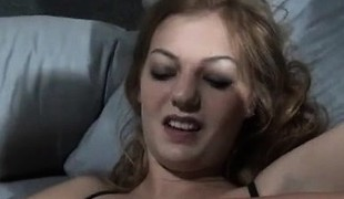 Hot girlfriends sharing horny gumshoe involving threesome