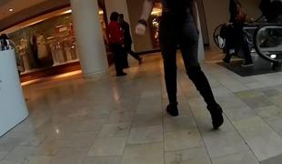Teen spandex crazy sex appeal Pt.2