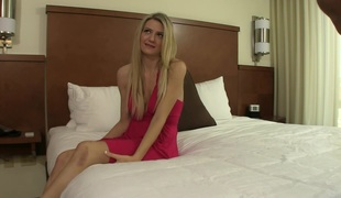 Private Casting X - Amanda Tate - Wannabe model loves it rough