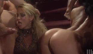 Good arse pornstars in fuckfest