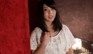 Best Japanese doxy Sena Mizuki in Hottest couple, fingering JAV clip