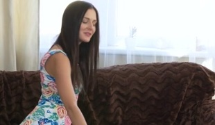 Kira Zen & Yenna Dark in Brunette besties erotic auditions - Girlfriends