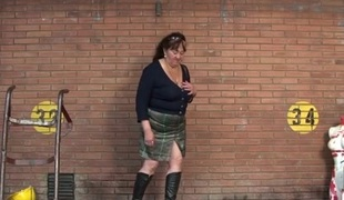 Amazing pornstar in hottest lingerie, brunette xxx episode