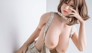 Anal quickie with those sex dolls will make u cum before u even blink your eye