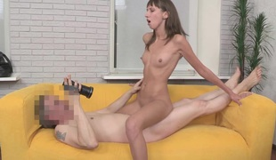 Tricky Agent - Tanielle - Assfucked at movie audition