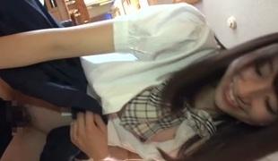 Mio Oshima in Mio is your horny schoolgirl - TeensOfTokyo