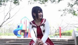 Insane Japanese model Minami Kashii in Incredible outdoor, compilation JAV video