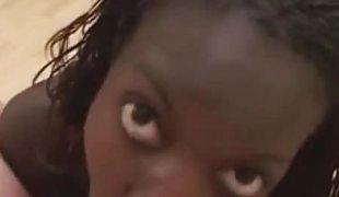 Amateur diabolical teen gets their way lovable face creamed