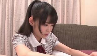 Yura Sakura in Yura loves the smack of cum - TeensOfTokyo