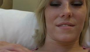 Ella Woods in Virtual Vacation Movie - AtkGirlfriends