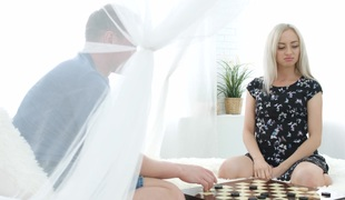 Teens Analyzed - TD Bambi - Strip checkers and anal